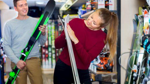 choisir sa paire de ski